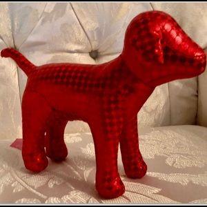 Victoria's Secret Other - VICTORIA SECRET RED SEQUIN DOG